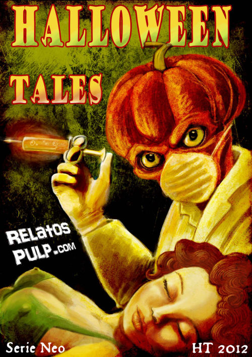 Halloween Tales 2012 | Relatos de Terror