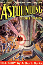 La Cosa | Astounding Stories