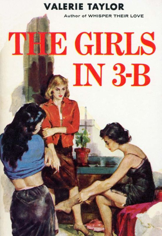 Lesbian Pulp Fiction | The Girls In 3-b | Valerie Taylor