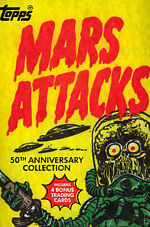 Mars Attacks. 50 Aniversario