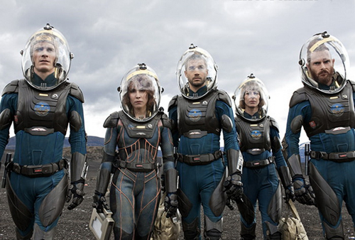 Prometheus 2012 Alien 5