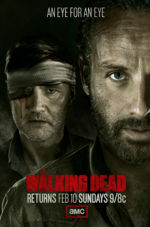 The Walking Dead balance tercera temporada