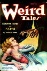 Weird Tales C. L. Moore